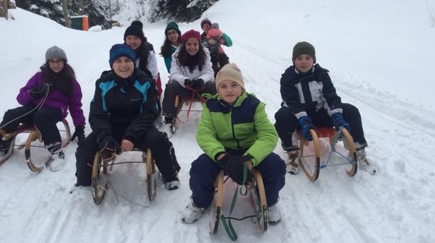 Wintersportwoche Veitsch/Brunnalm 2016