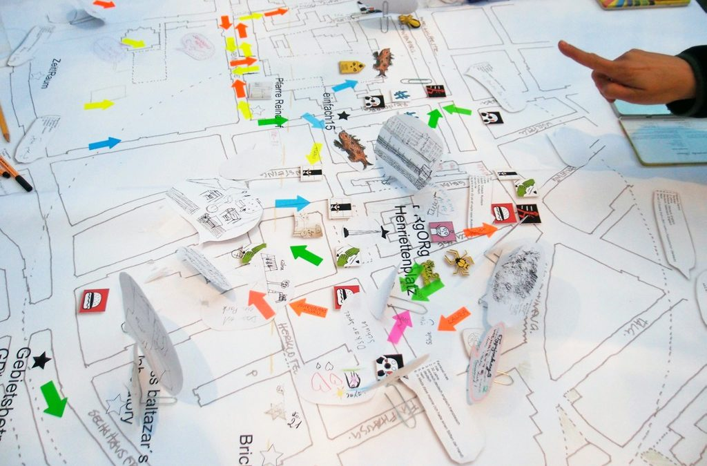 Atlas urbaner Akteure – ein Co-Laboratory