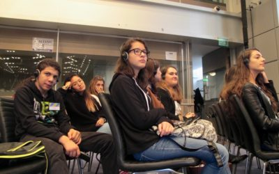 7E at EU Anti-Trafficking Day – event, Hofburg