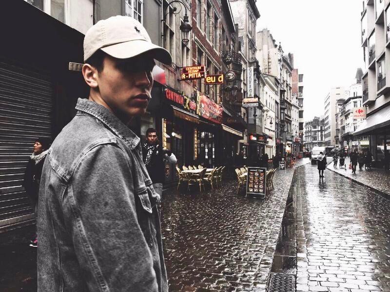 Die 6E in Brüssel