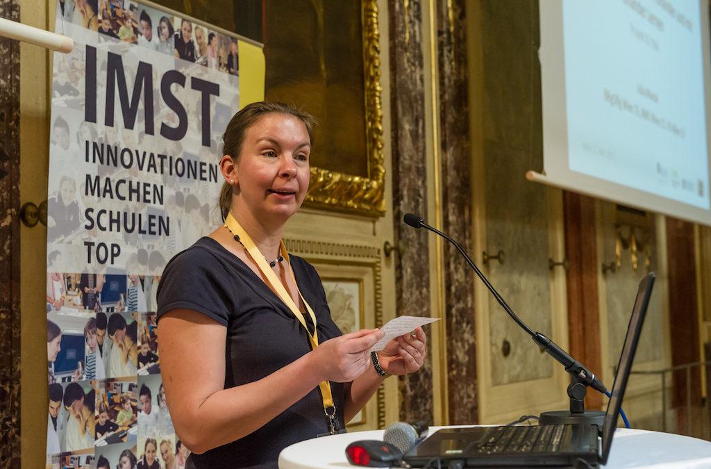 Präsentation am IMST-Tag