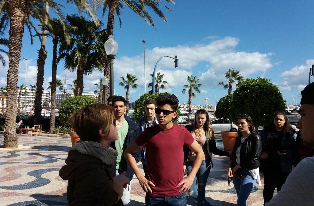 Alicante Sprachreise
