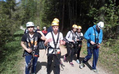 Sommersport Woche Radstadt – 4. Klassen