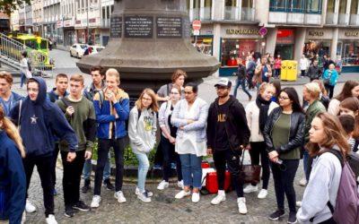Erasmus+ Treffen in Köln