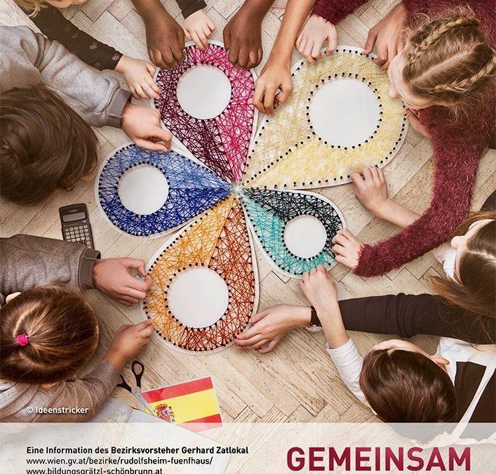 Plakat – Gemeinsam Zukunft gestalten