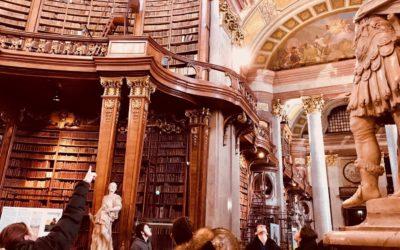 Die 6E in der Nationalbibliothek