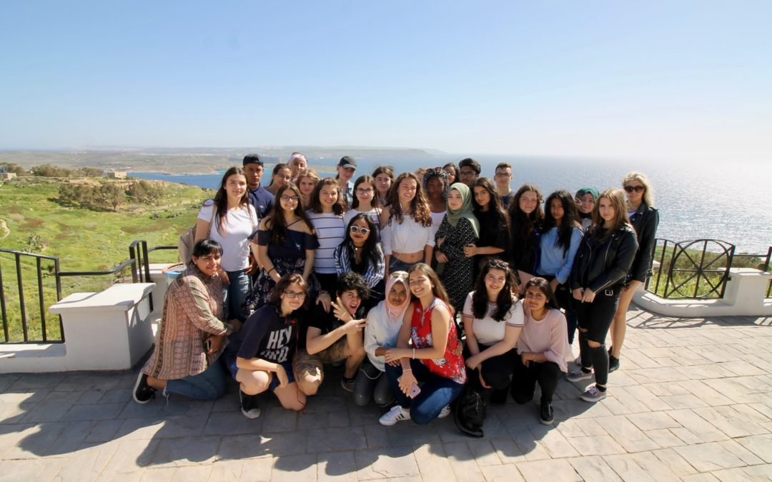 Language Week in Malta