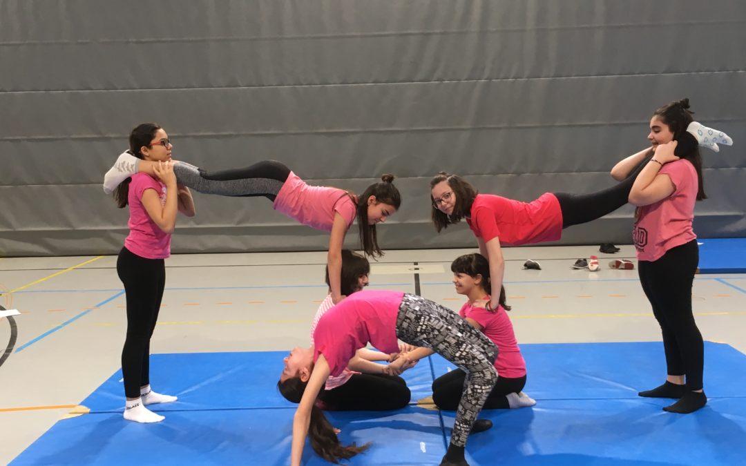 Akrobatik Kids