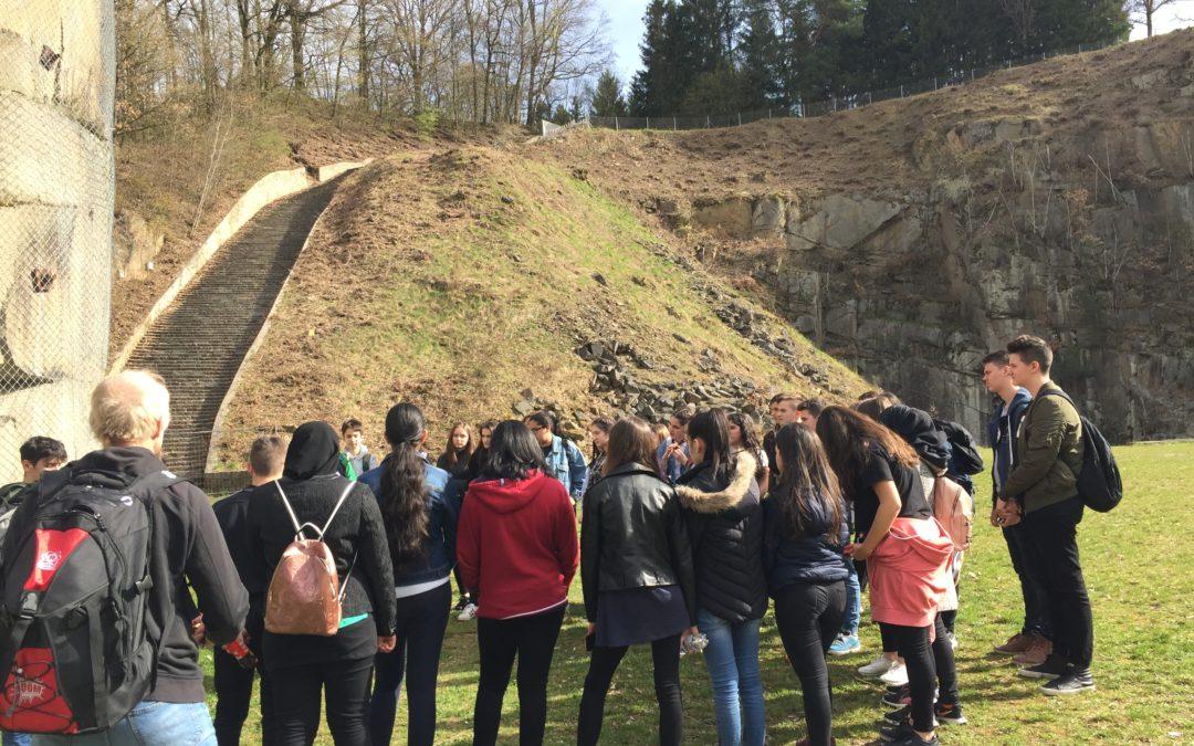 Orte der Erinnerung – Besuch der KZ-Gedenkstätte Mauthausen