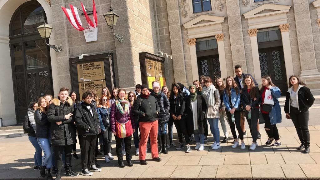 Generalprobe der Wiener Symphoniker im Musikverein