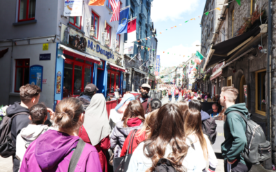 Language week in Galway, Ireland – 19-26 May 2019