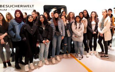 6e – Besuch des Flughafens Wien Schwechat