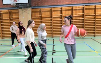 Basketballturnier der 6. Klassen